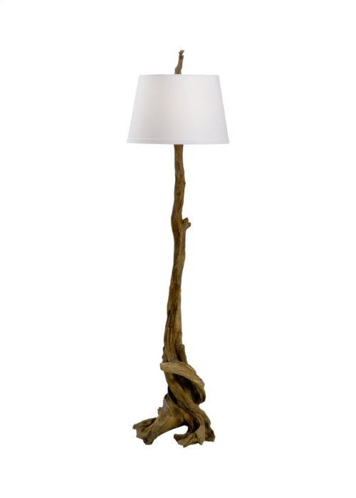 Olmstead Floor Lamp - Oak
