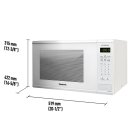 NN-SG656W Countertop Product Image