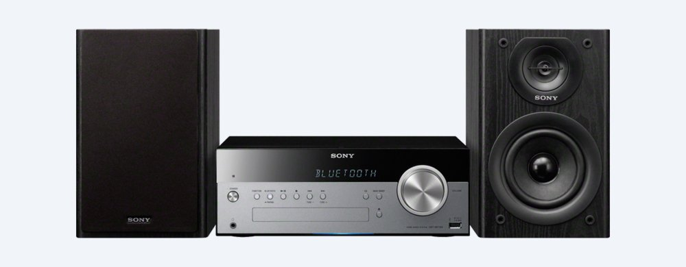 Hi-Fi System with BLUETOOTH(R) technology