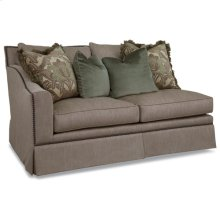 Left Arm Loveseat