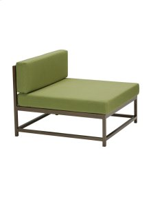 "Cabana Club Cushion Armless Module (15"" Seat Height)"