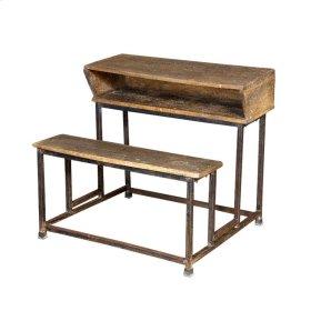 Old Wooden Desk