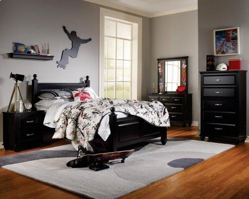 Post Bed - Full