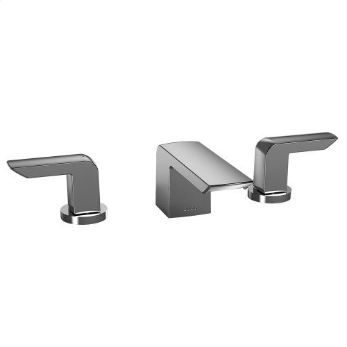 Soirée Widespread Lavatory Faucet, 1.5 GPM - Polished Chrome Finish
