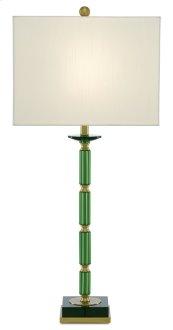 Copula Green Table Lamp