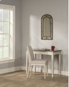 Clarion Desk - Distressed Gray Top With Sea White Base Product Image