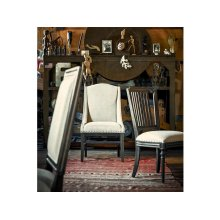 Cafe Chair - Brownstone