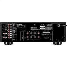 RS500BL BlackNatural Sound Stereo Receiver [DISPLAY MODEL]