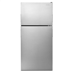 30-inch Wide Top-Freezer Refrigerator with Garden Fresh™ Crisper Bins - 18 cu. ft. - stainless steel - STAINLESS STEEL