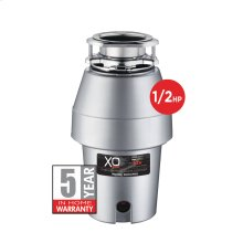 1/2 HP 3 Bolt Pro Mount , Continuous Feed Disposals .