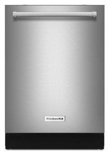 46 DBA Dishwasher with Third Level Rack, Bottle Wash and PrintShield™ Finish - PrintShield Stainless
