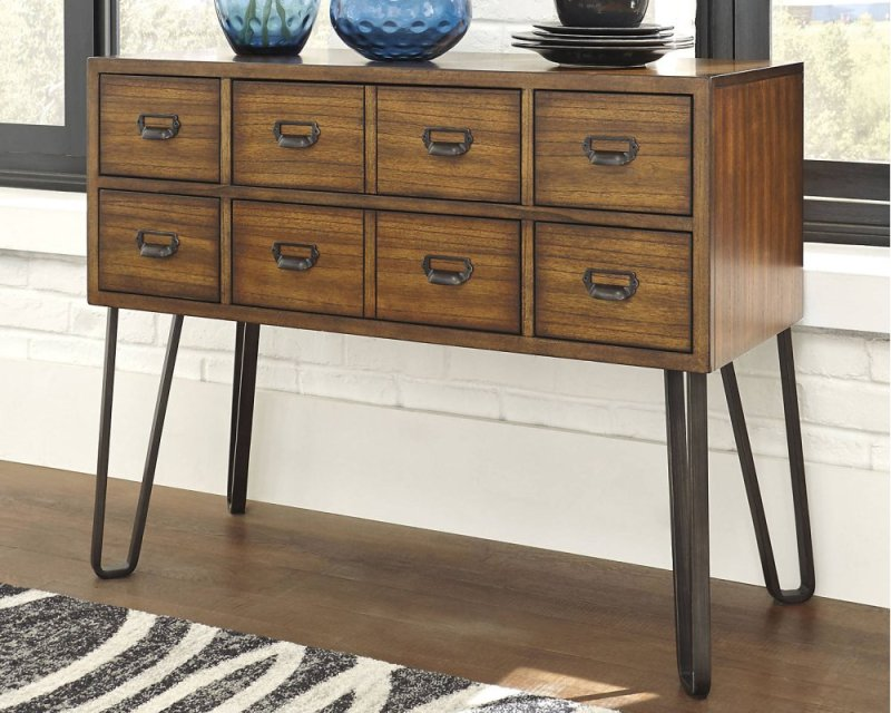 D37260 in by Ashley Furniture in Orange, CA - Dining Room Server