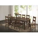 Coleman Golden Brown Five-piece Dining Set Product Image