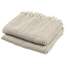 DANITA THROW - Beige