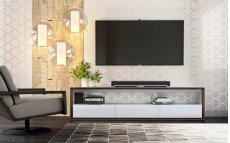 Beckenham 79in. Media Console Product Image