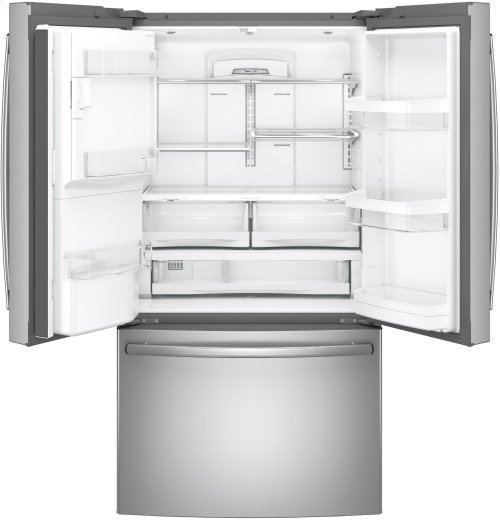 GE® ENERGY STAR® 27.8 Cu. Ft. French-Door Refrigerator [OPEN BOX]