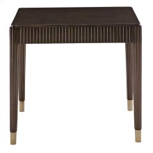 Haven End Table in Raven (346)