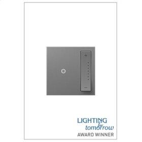 sofTap Dimmer Switch, 700W Tru-Universal, Magnesium