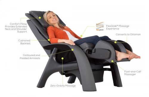 ZeroG Volito Massage Chair - All products - Caramel