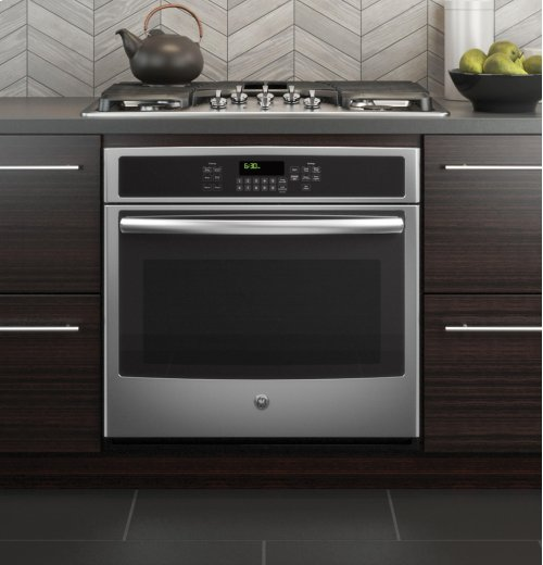 """SCRATCH & DENT- GE® 30"""" Built-In Single Convection Wall Oven"""