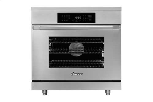 """36"""" Heritage Induction Pro Range, Silver Stainless Steel, Canada"""