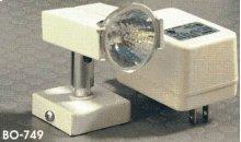 12V,20W MR-16 (w/bulb), 5 ft cord w/ inline switch