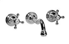 Nantucket Wall-Mounted Lavatory Faucet