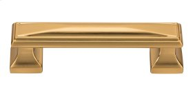 Wadsworth Pull 3 3/4 Inch - Warm Brass