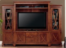 "Florence 4/Pc Plasma TV Centre for 60"" TV"