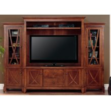 Florence Side Bookcase From FL460
