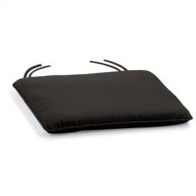 Adirondack Chair Cushion - Canvas Black