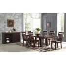 Trestle Dining Table w/ 2 Leaves Product Image