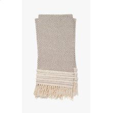 T1031 MH Brown / Ivory Throw