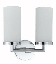 2 x 26W GU24 socket hallway/bath light fixture