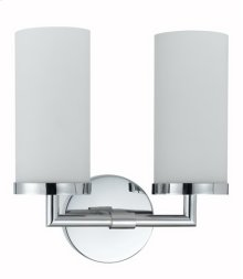 2 x 26W GU24 socket hallway/bath light fixture