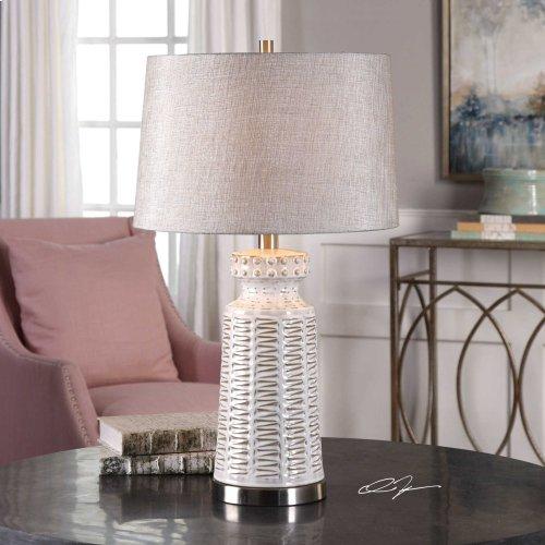 Kansa Table Lamp