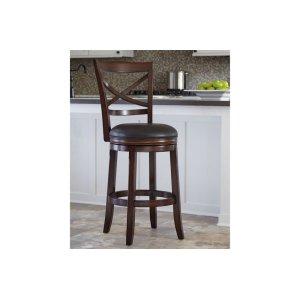 Ashley FurnitureASHLEY MILLENNIUMTall UPH Swivel Barstool(2/CN)