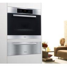 "70cm (27"") ESW 4716 Europa Clean Touch Steel Warming Drawer - ESW 4716 Warming Drawer Europa"