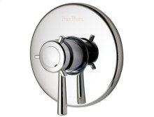 Polished Chrome Pfirst Series Valve, Trim Only