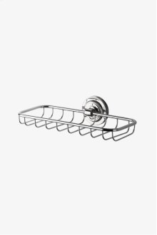 Aero Wall Mounted Single Soap Basket STYLE: AEBA40
