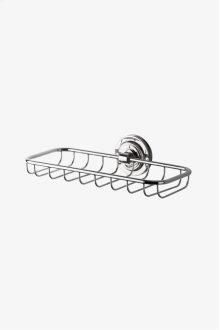 Aero Wall Mounted Single Soap Basket STYLE: AEBA40