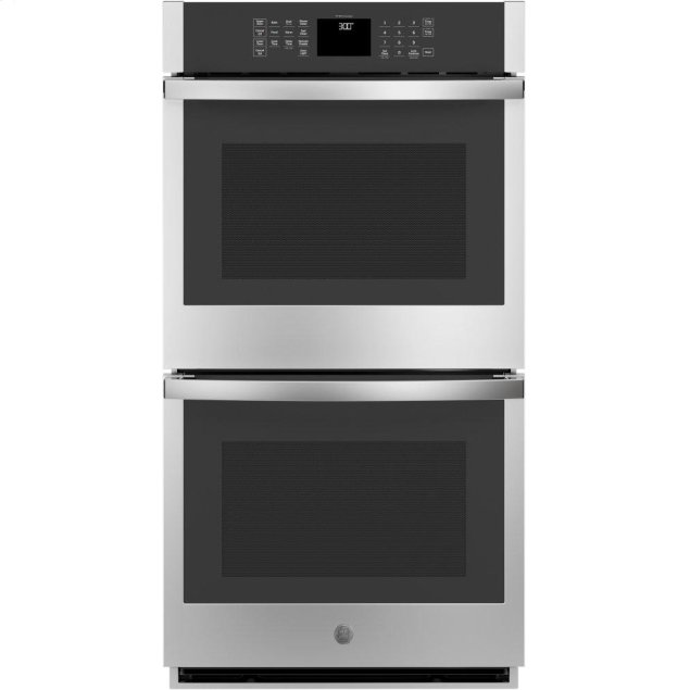 """GE ®27"""" Smart Built-In Double Wall Oven"""