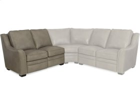 Kerley Left Arm Facing Loveseat - Recliner at Arm