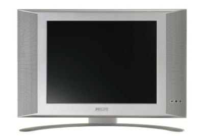 "Philips Flat TV 15PF9936 15"" LCD HDTV monitor with Crystal Clear III"