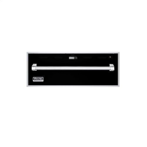 "Black 27"" Professional Warming Drawer - VEWD (27"" wide)"