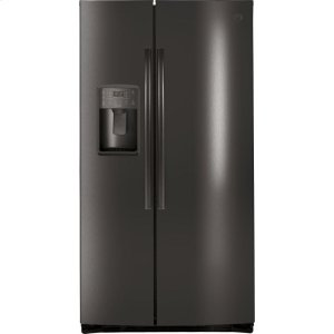 GE ProfileGE PROFILEGE Profile(TM) Series ENERGY STAR(R) 25.3 Cu. Ft. Side-by-Side Refrigerator