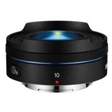 10mm f3.5 Fisheye Lens (Black)
