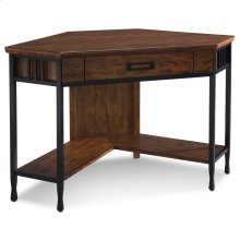 Ironcraft Corner Computer/Writing Desk #11230
