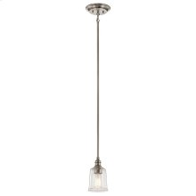 Waverly Collection Waverly 1 Light Mini Pendant CLP