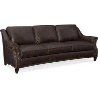 Bradington Young Reinsman Stationary Sofa 8-Way Tie 638-95 Product Image